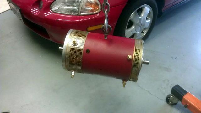 Netgain Warp9 motor